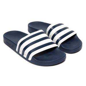 NWOT Adidas Adilette Slide Sandal